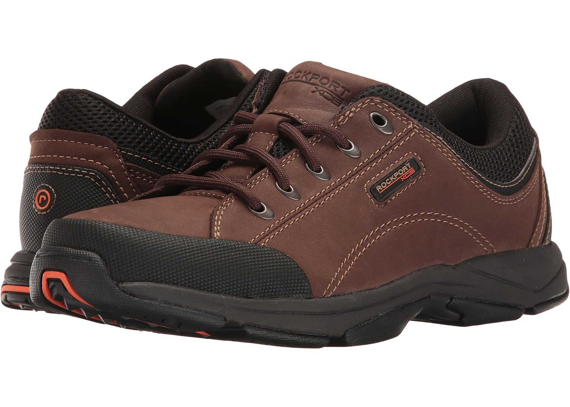 Pantofi Sport Barbati Rockport Chranson Dark Brown