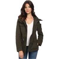 Geci Levi's® Washed Cotton Fashion Four-Pocket Military w/ Hood
