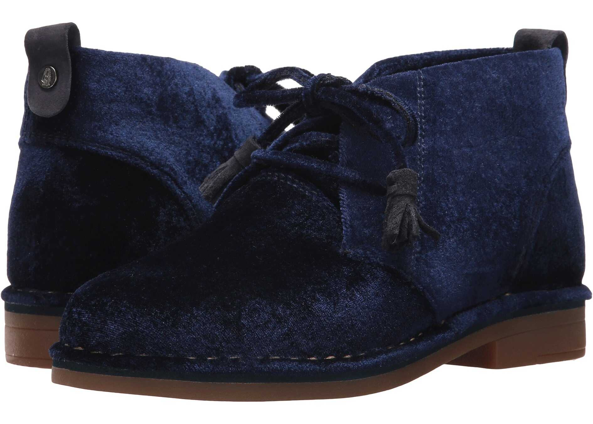 Hush Puppies Cyra Catelyn Navy Velvet