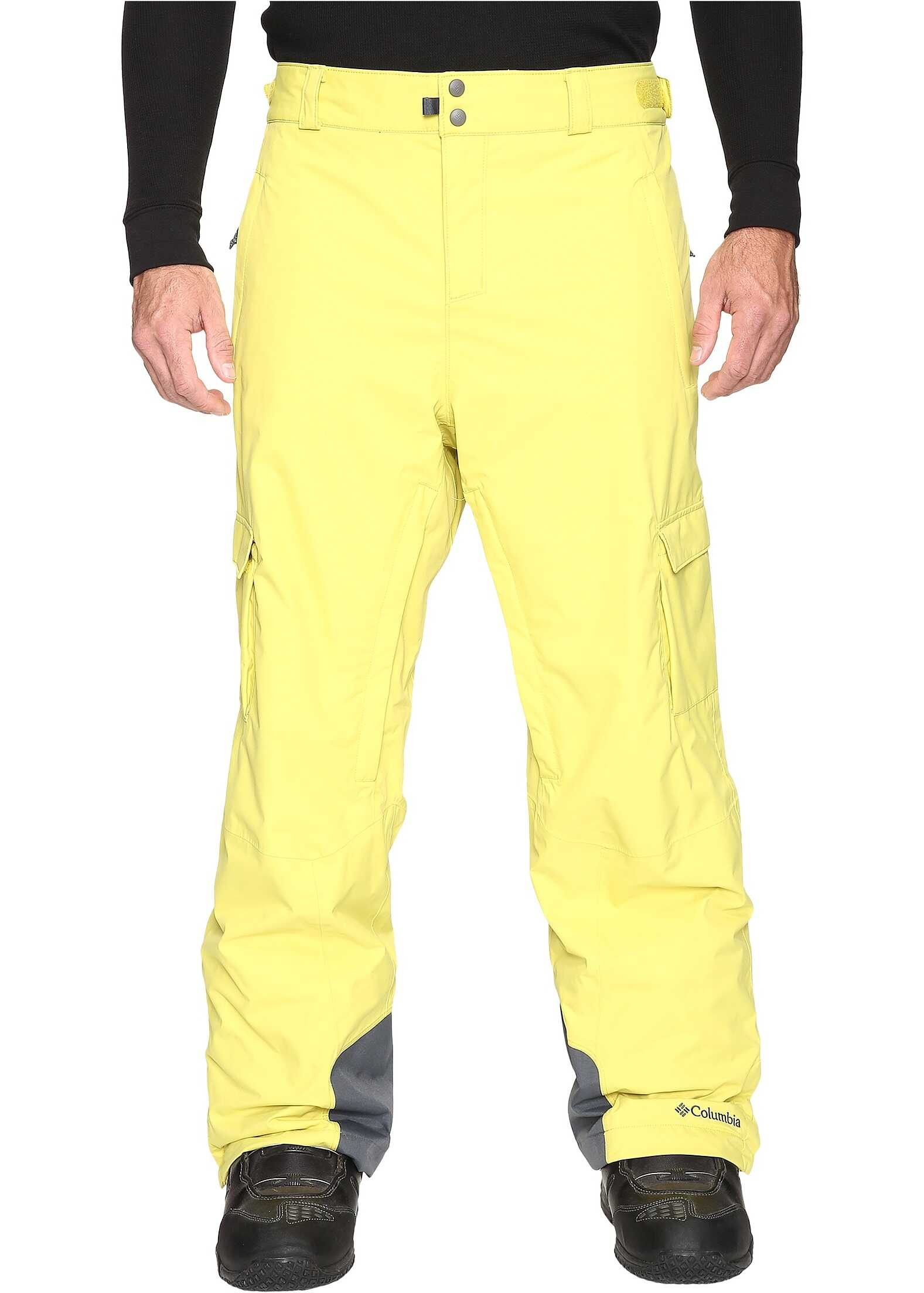 Columbia Big & Tall Ridge 2 Run™ II Pant Mineral Yellow