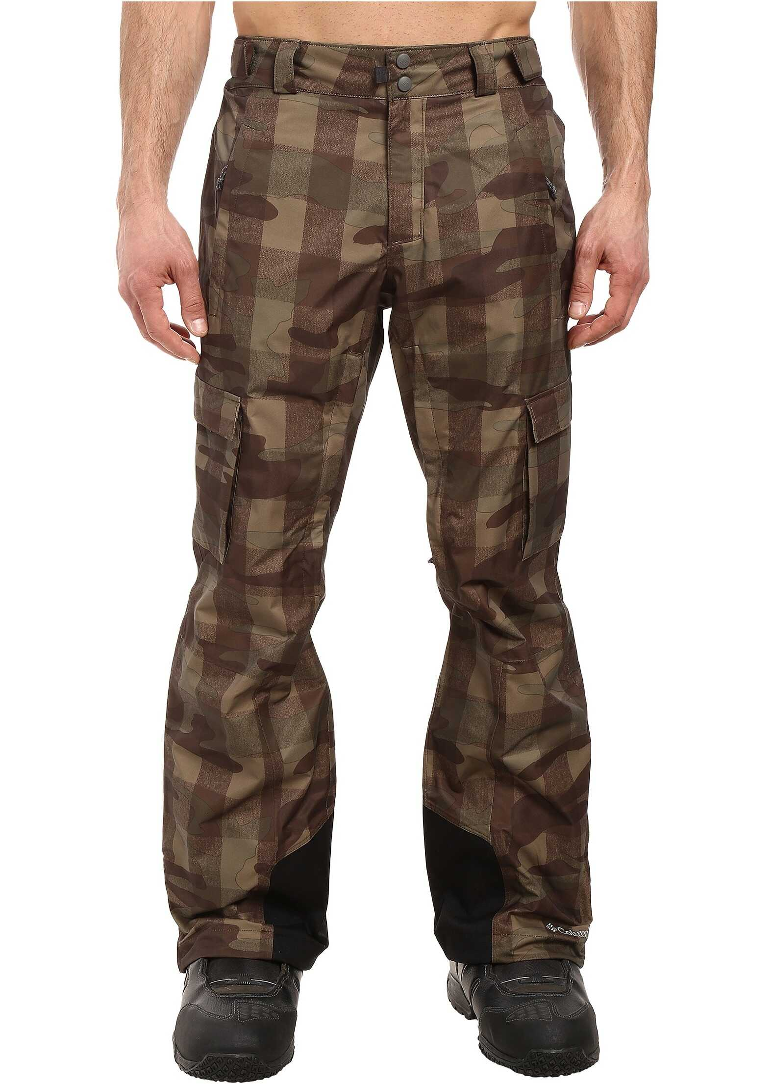 Columbia Ridge 2 Run™ II Pant Peatmoss Buffalo Camo