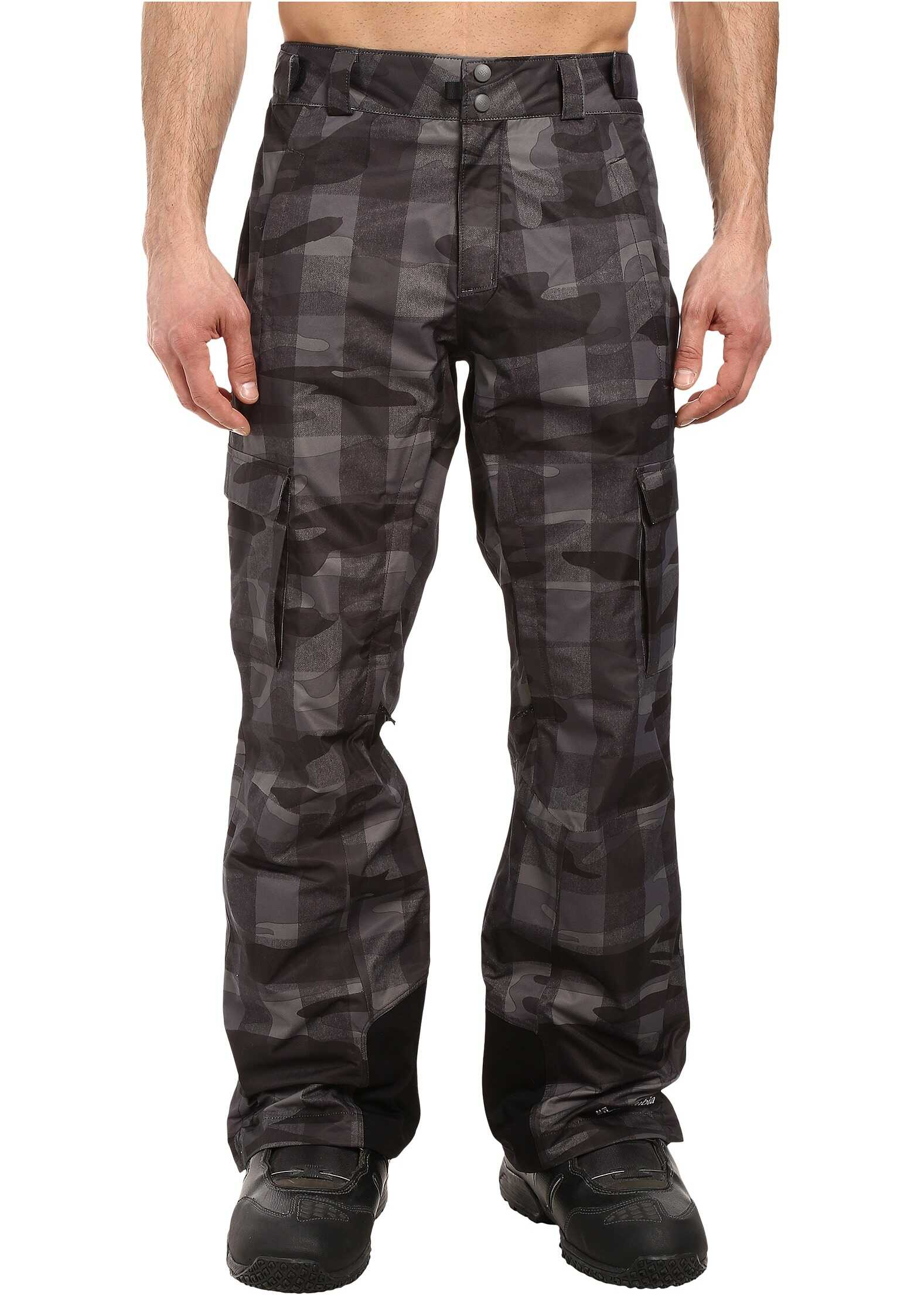 Columbia Ridge 2 Run™ II Pant Black Buffalo Camo