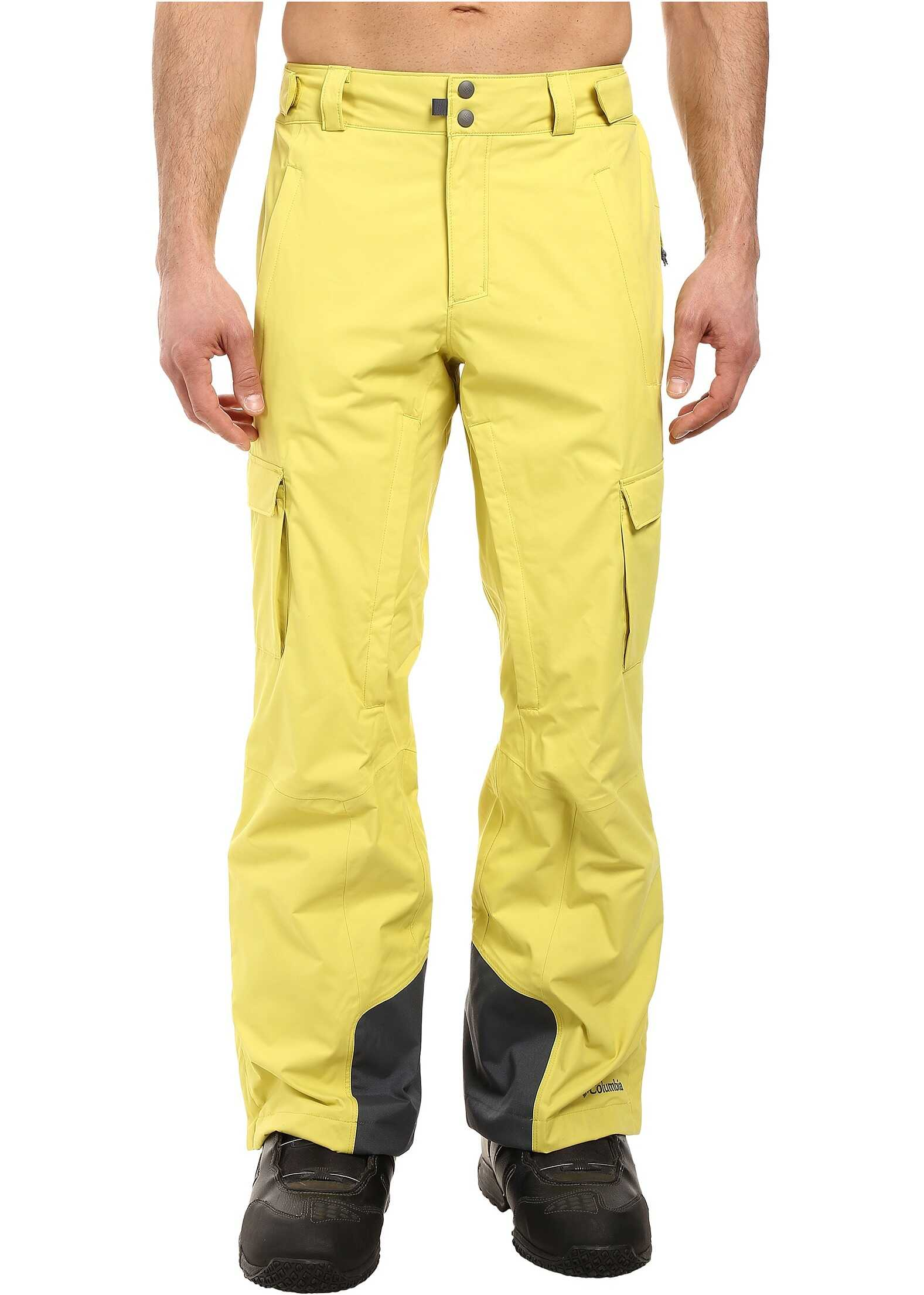 Columbia Ridge 2 Run™ II Pant Mineral Yellow