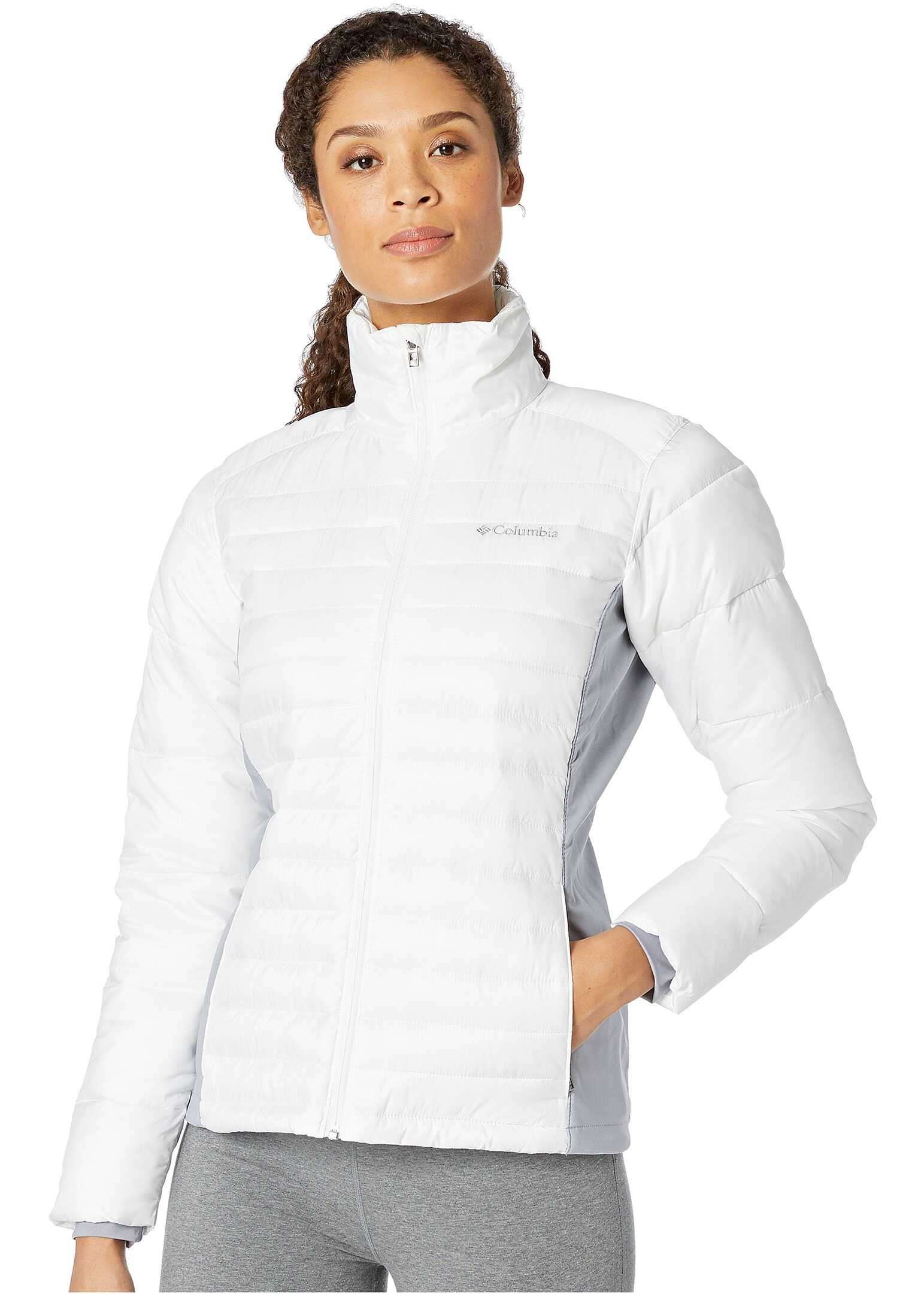 Columbia Powder Pillow™ Hybrid Jacket White/Astral