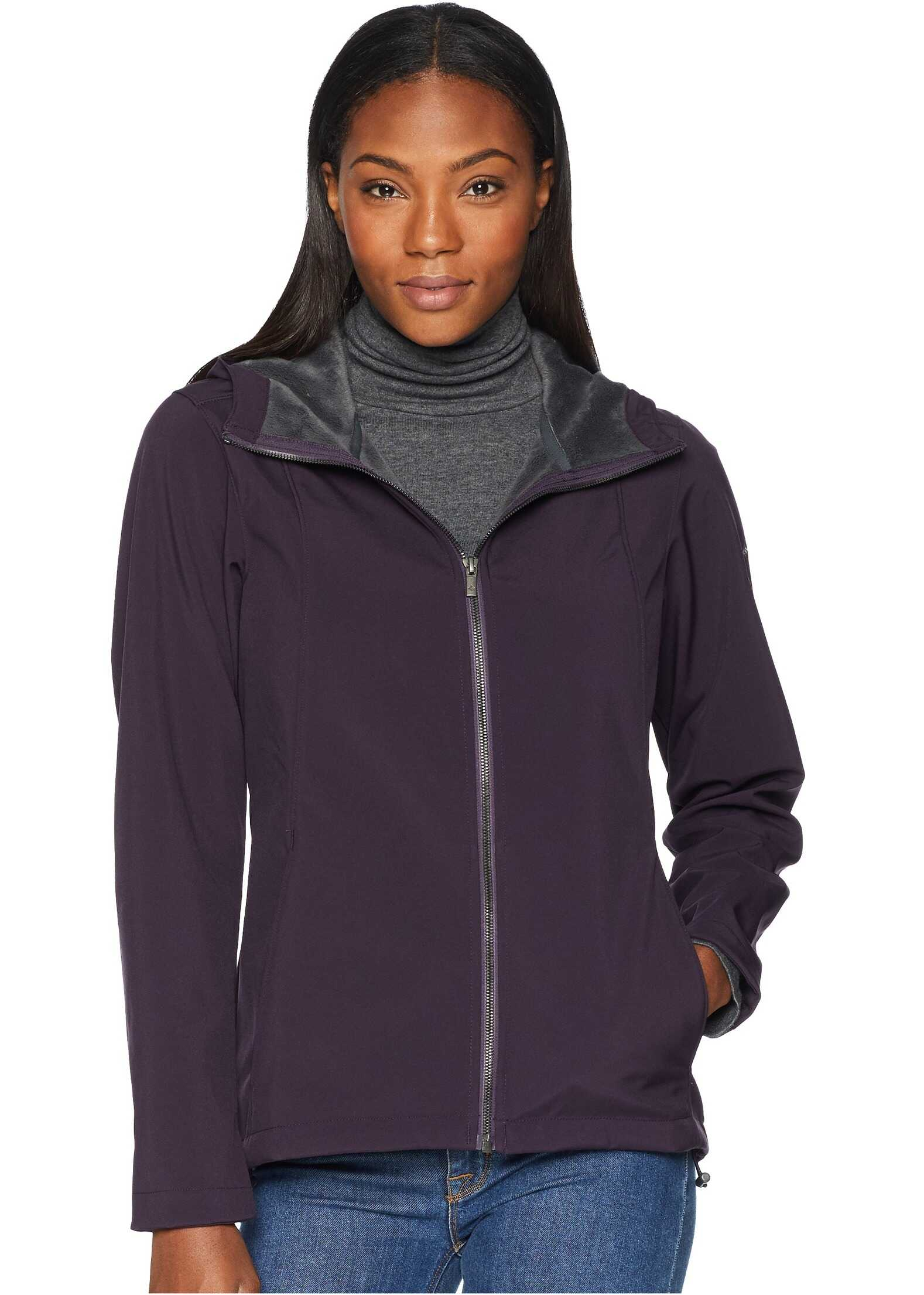Columbia Kruser Ridge™ Plush Soft Shell Jacket Dark Plum
