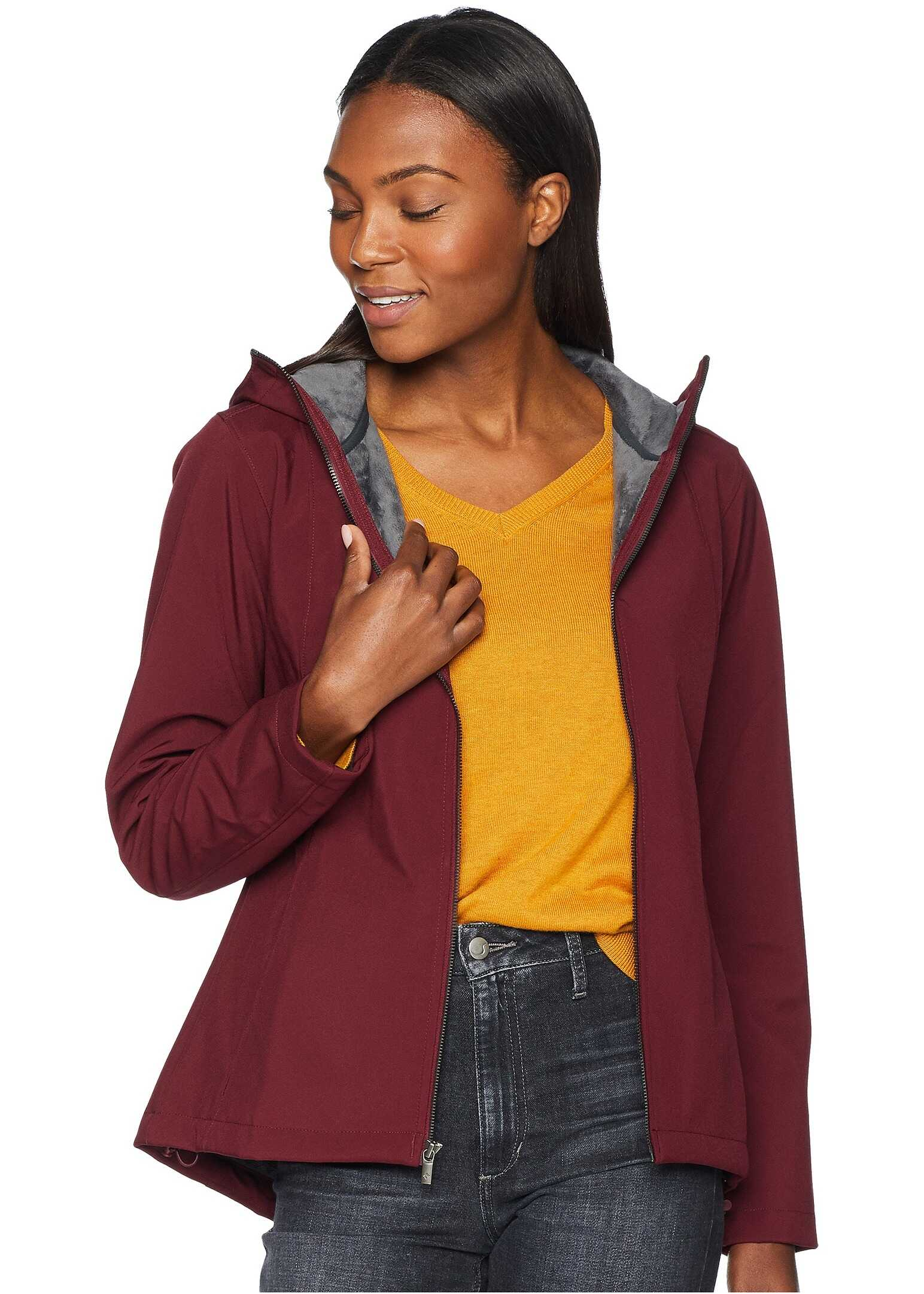 Columbia Kruser Ridge™ Plush Soft Shell Jacket Rich Wine