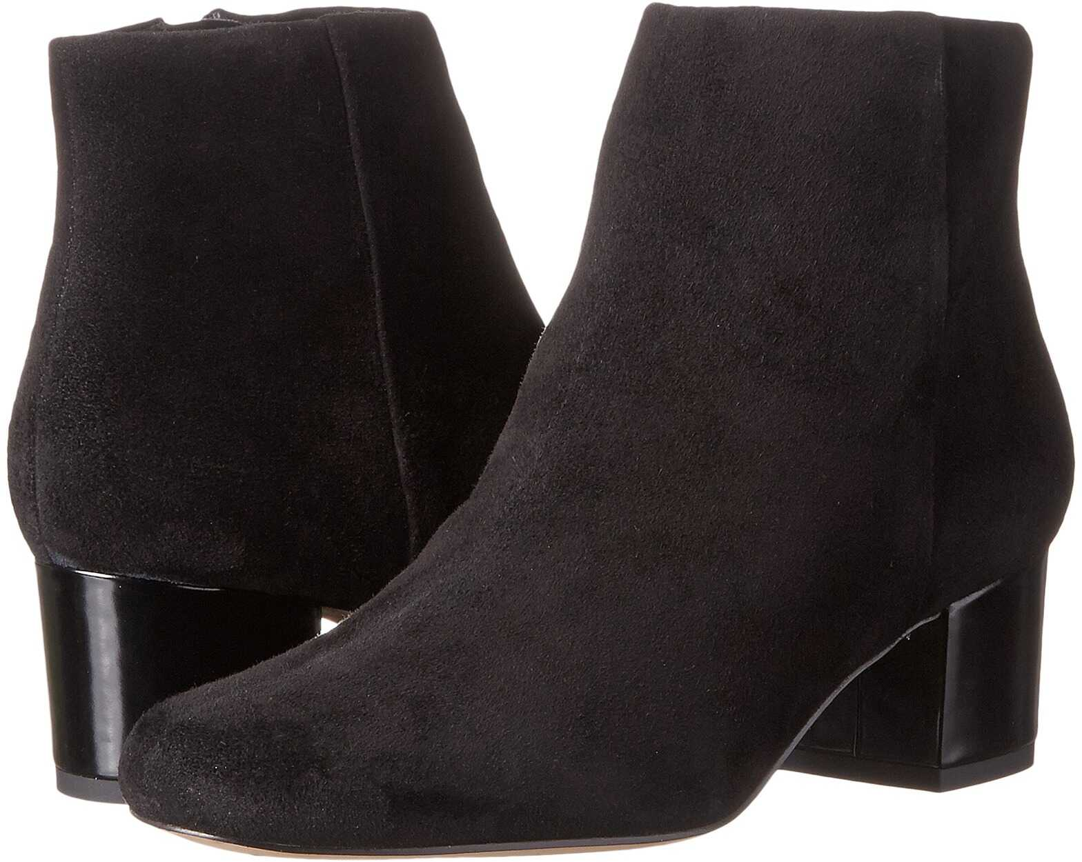 Sam Edelman Edith Black Suede