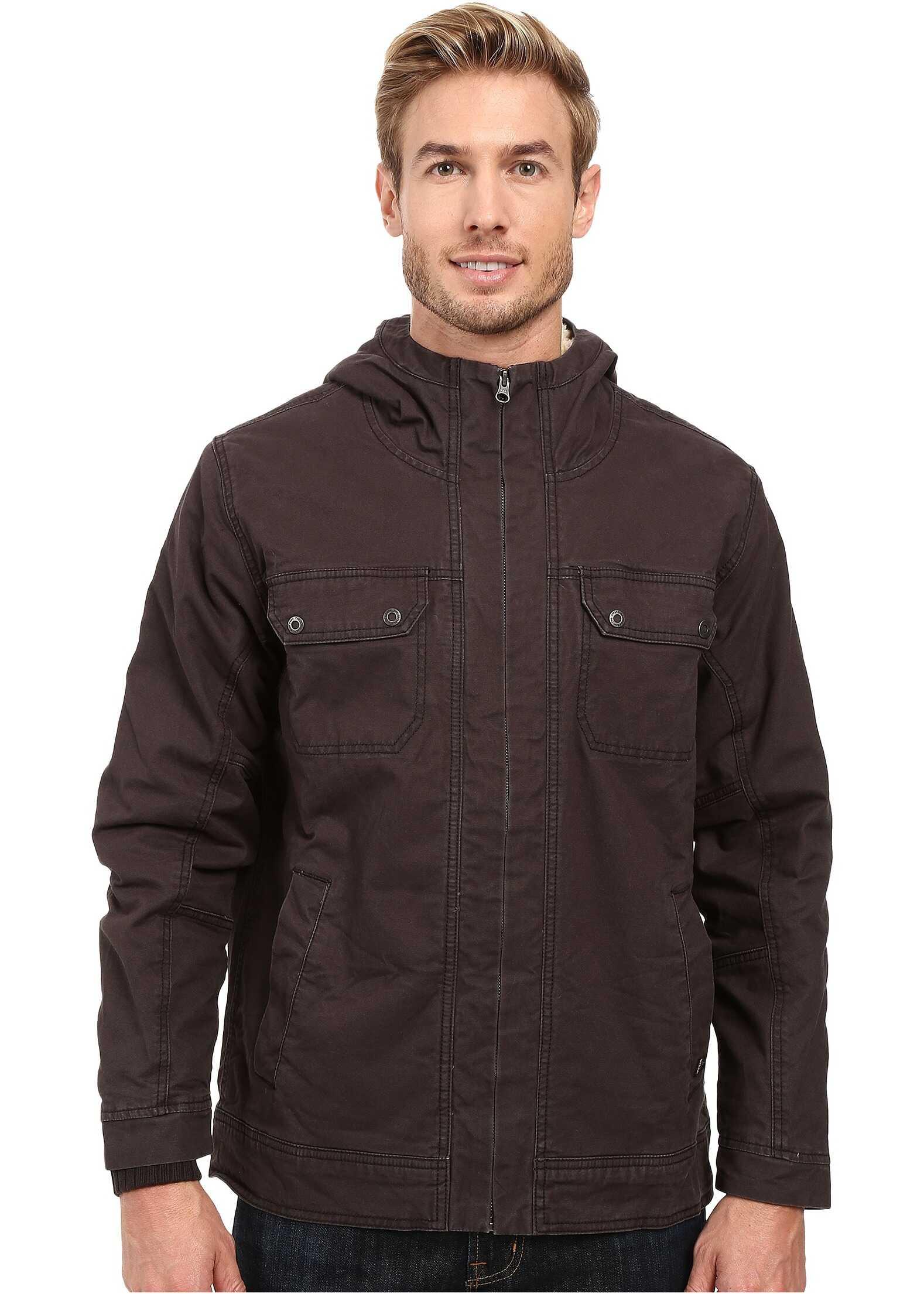 Prana Apperson Jacket Charcoal