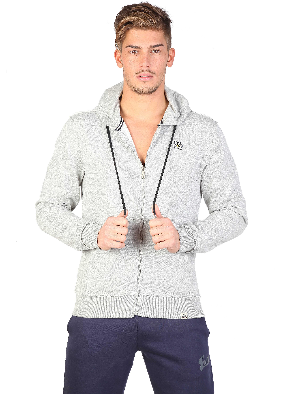 Bluza Sport Barbati Guru Flgjh1577 Grey