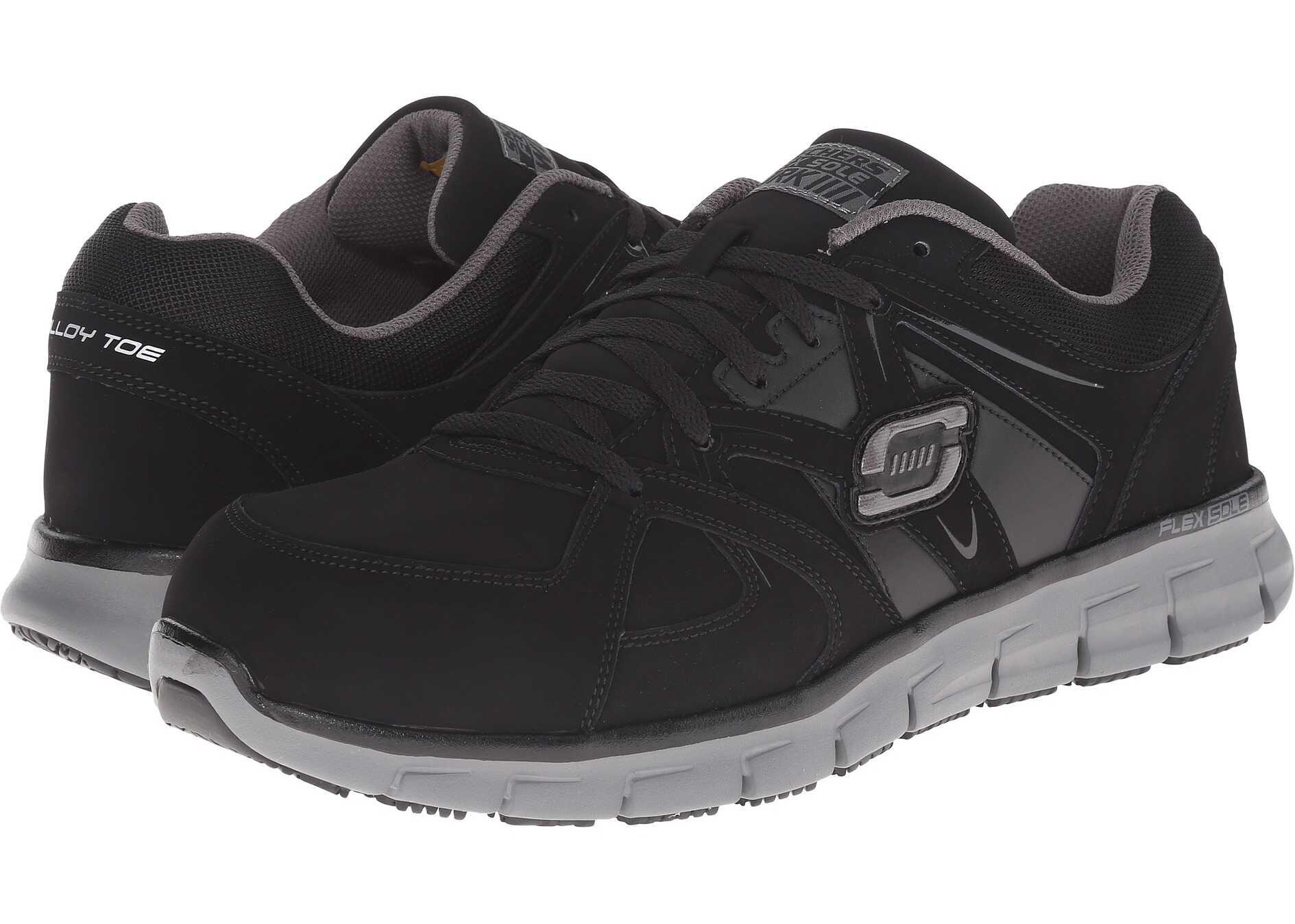 Pantofi Sport Barbati Skechers Work Synergy Ekron