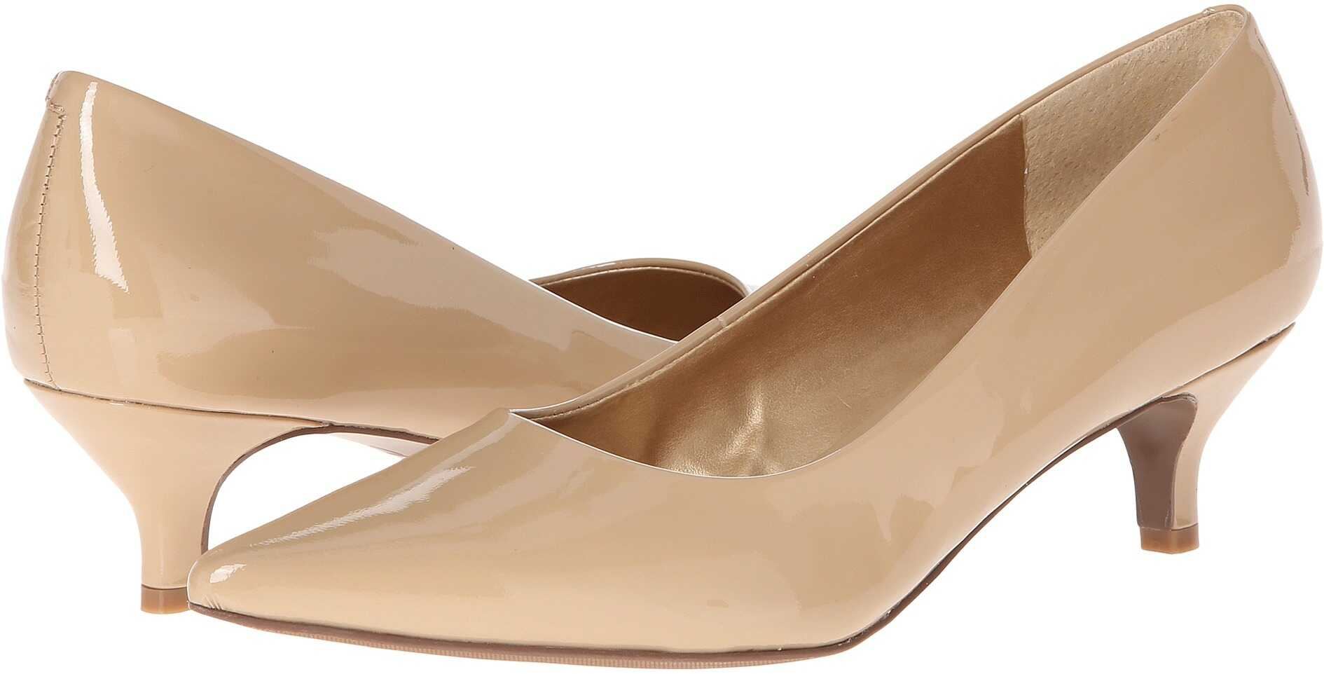 Trotters Paulina* Nude Patent Leather