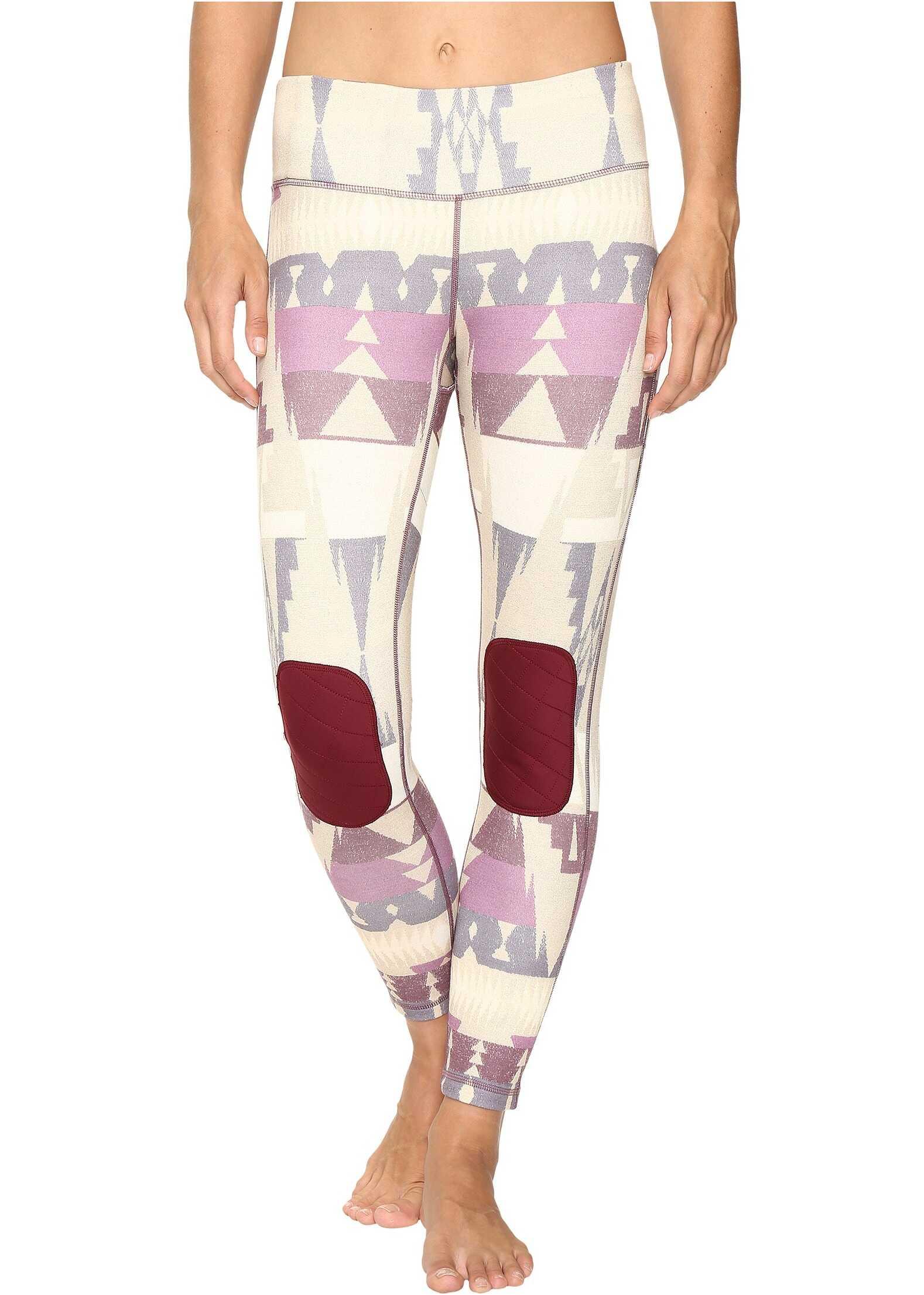 Pantaloni Femei Burton Expedition Wool Pants Visio