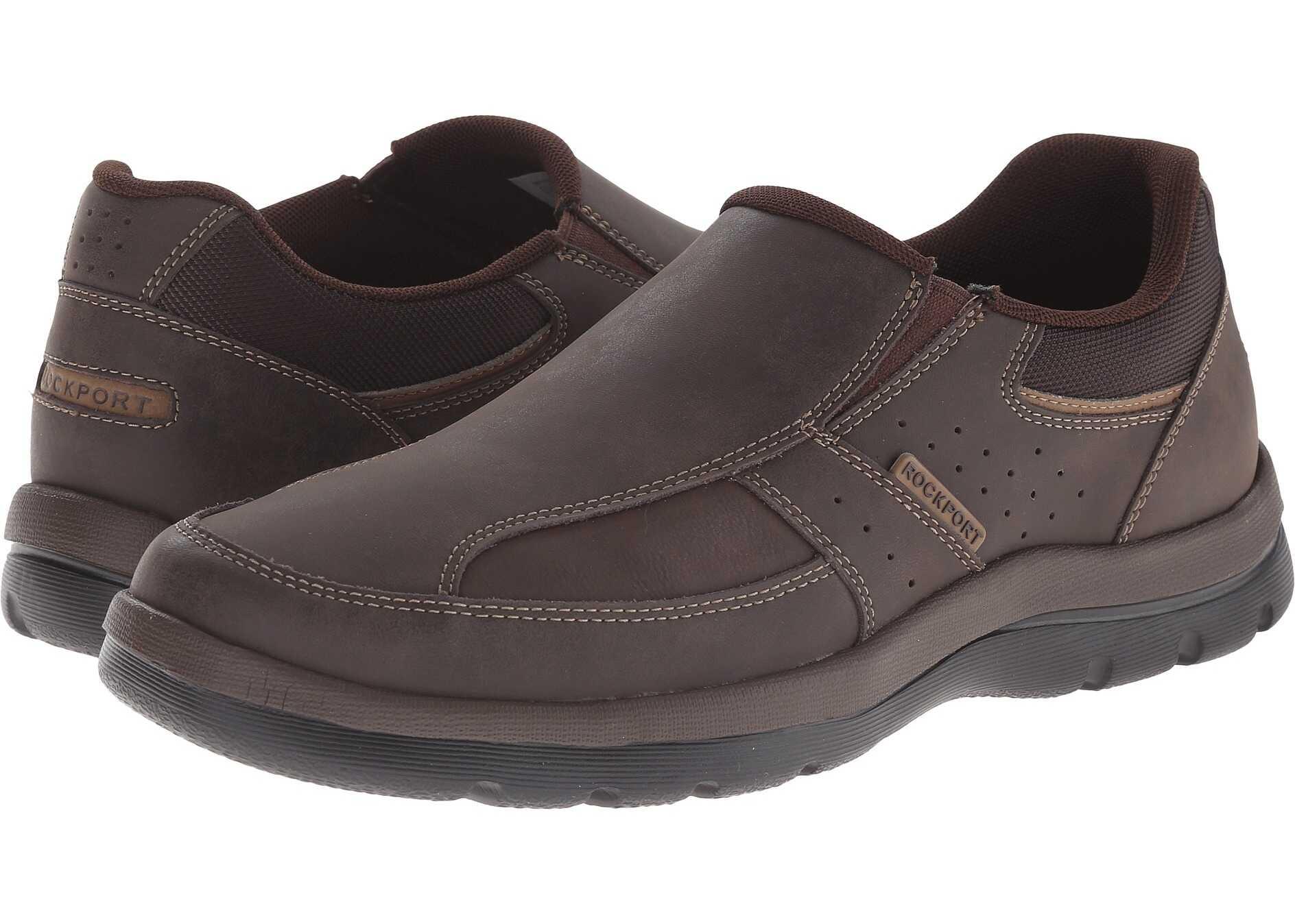 Rockport Get Your Kicks Slip-On Brown