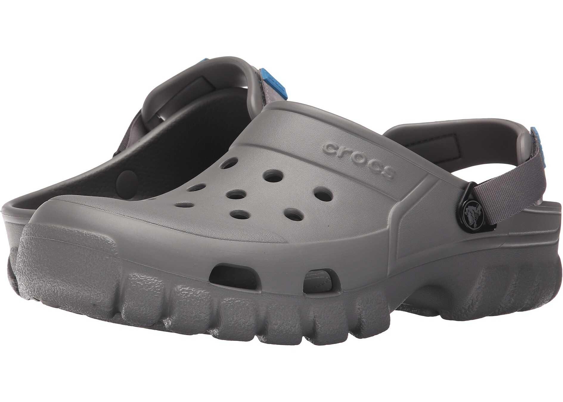 Crocs Off Road Sport Clog Smoke/Charcoal