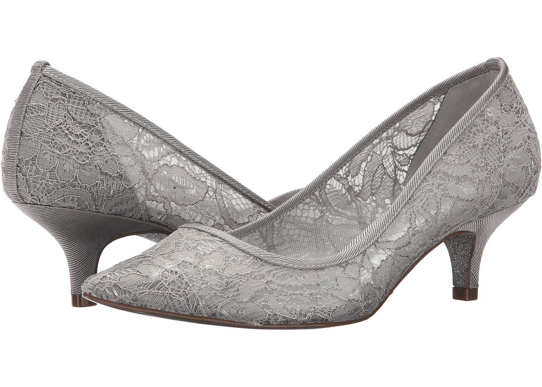 Adrianna Papell Lois Lace Silver 1890 Lace