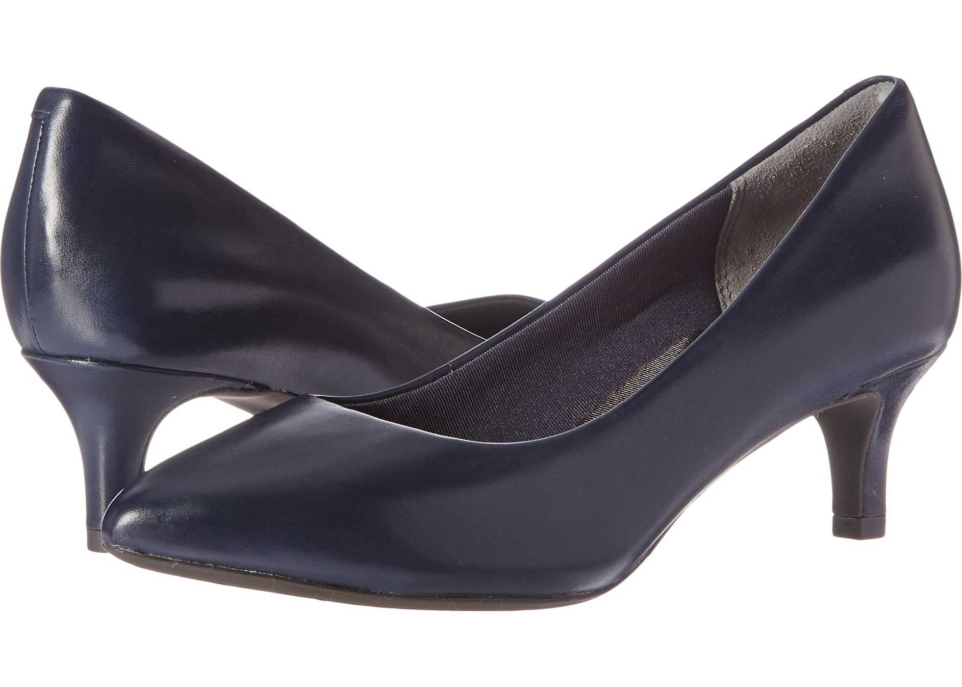 Rockport Total Motion Kalila Pump Deep Ocean Nappa