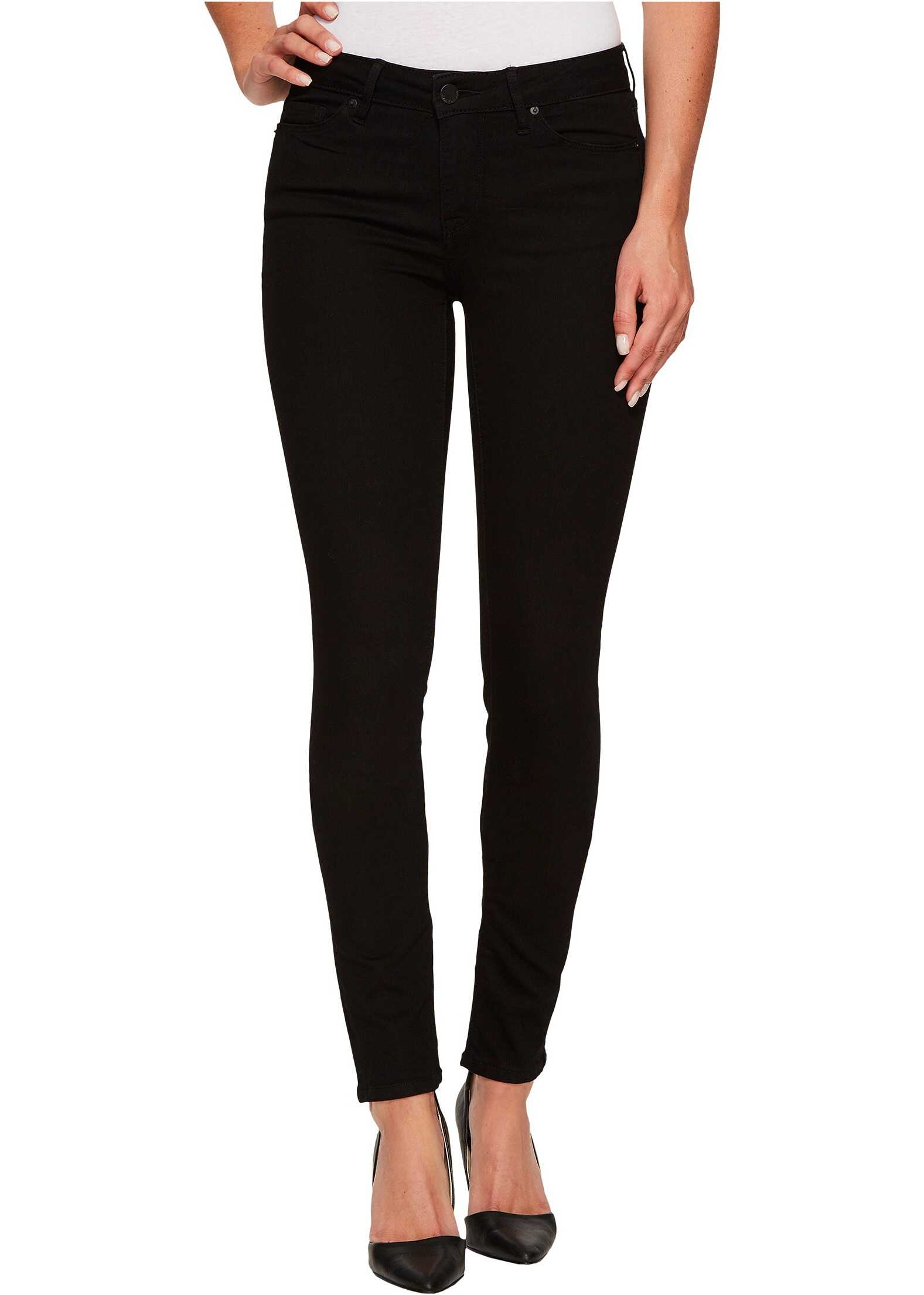 Calvin Klein Jeans Ultimate Skinny Denim in Black Black