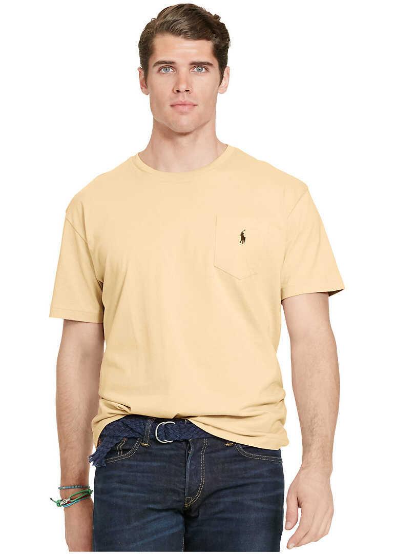 Bluza Barbati Ralph Lauren Classic-fit Cotton T-sh