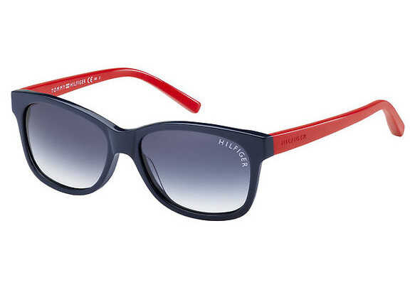 Tommy Hilfiger Th 1073/s 406/08 BLUE RED