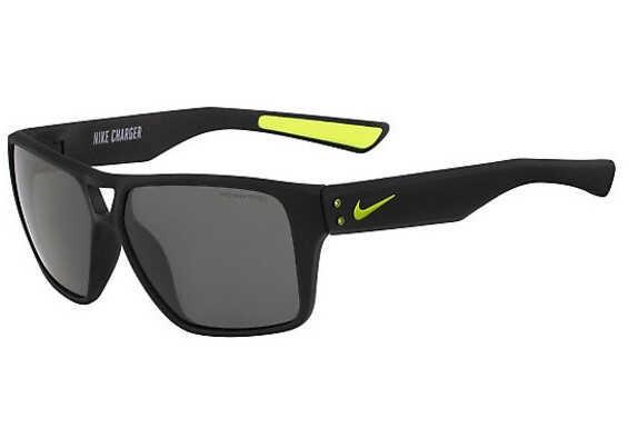 Nike NIKE CHARGER EV0762 22323 001 MATTE BLACK/GREY LENS