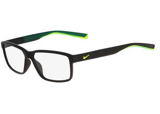 Nike NIKE 7092 27633 001 MATTE BLACK/VOLT