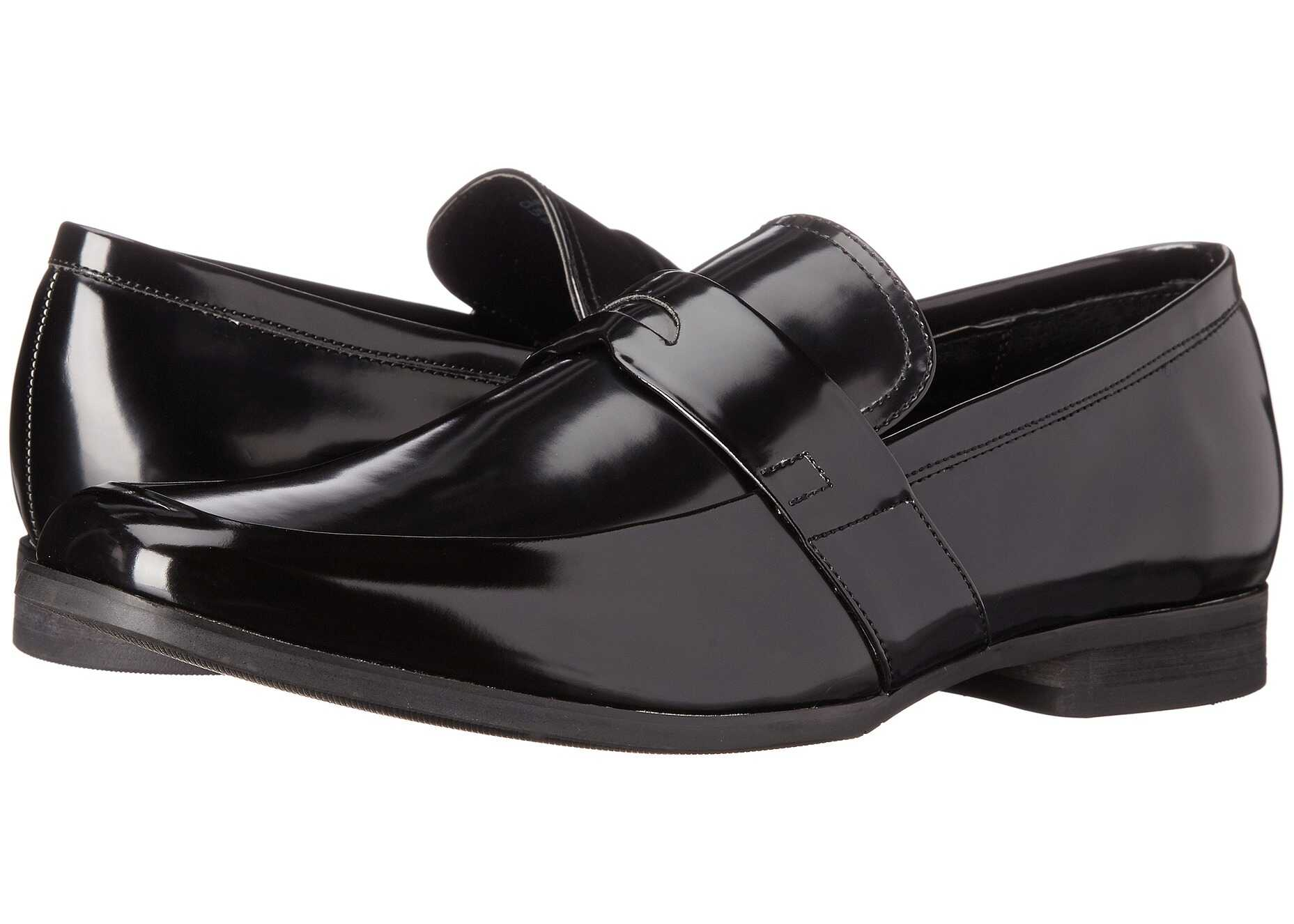 Mocasini Barbati Calvin Klein Carrigan Black Box S