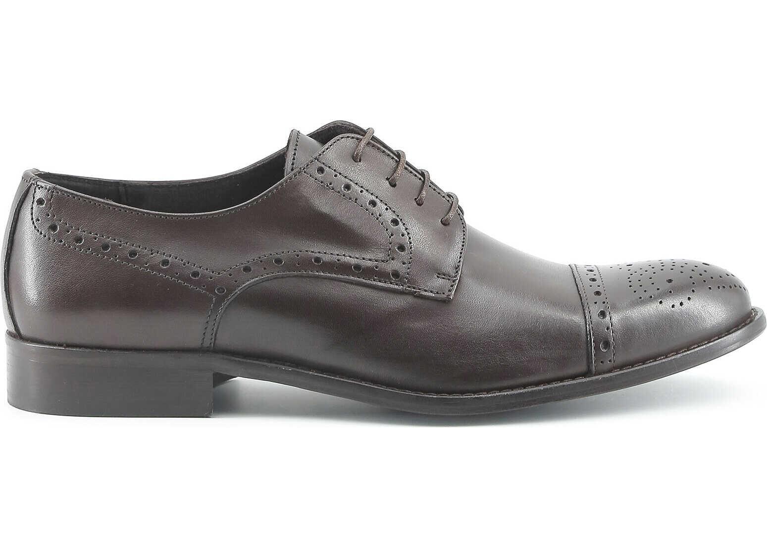 Pantofi Barbati Made In Italia Giorgio Brown