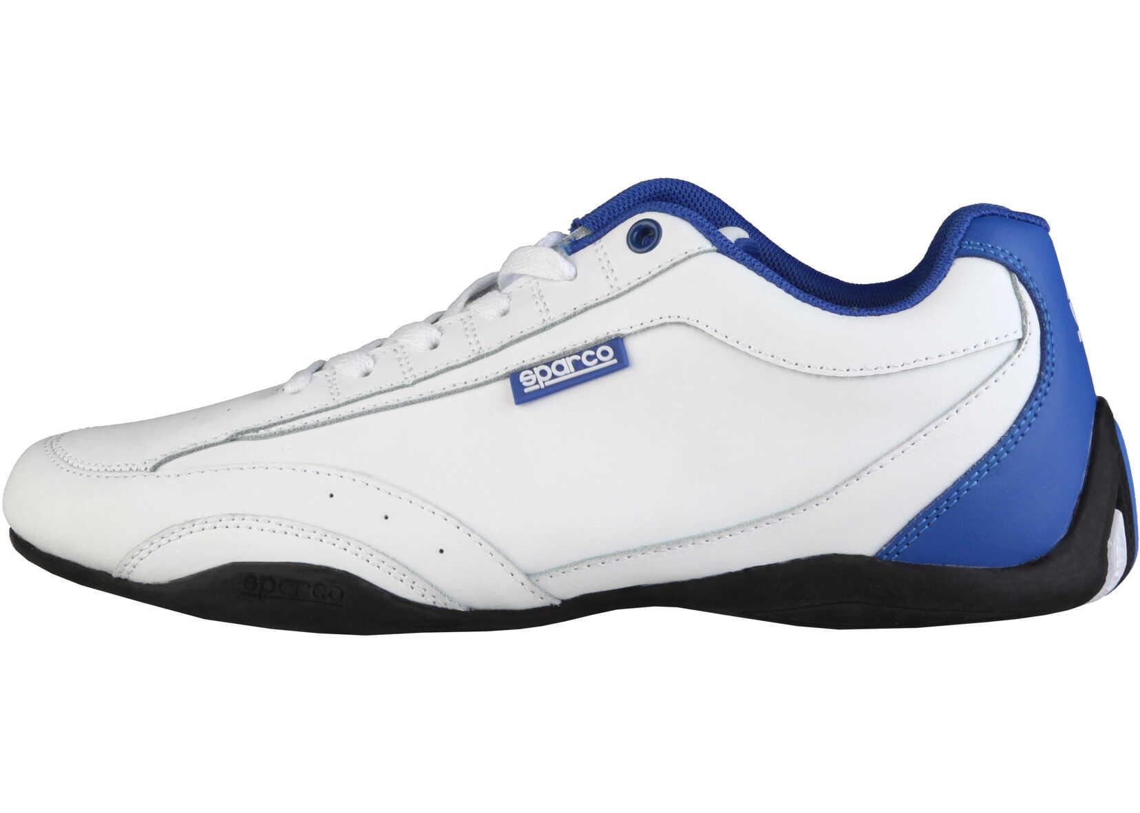 Pantofi Sport Barbati Sparco Zandvoort White