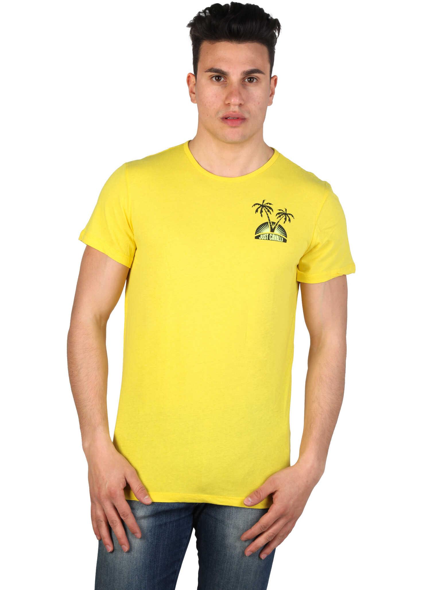 Just Cavalli 15Grmcf44 Yellow