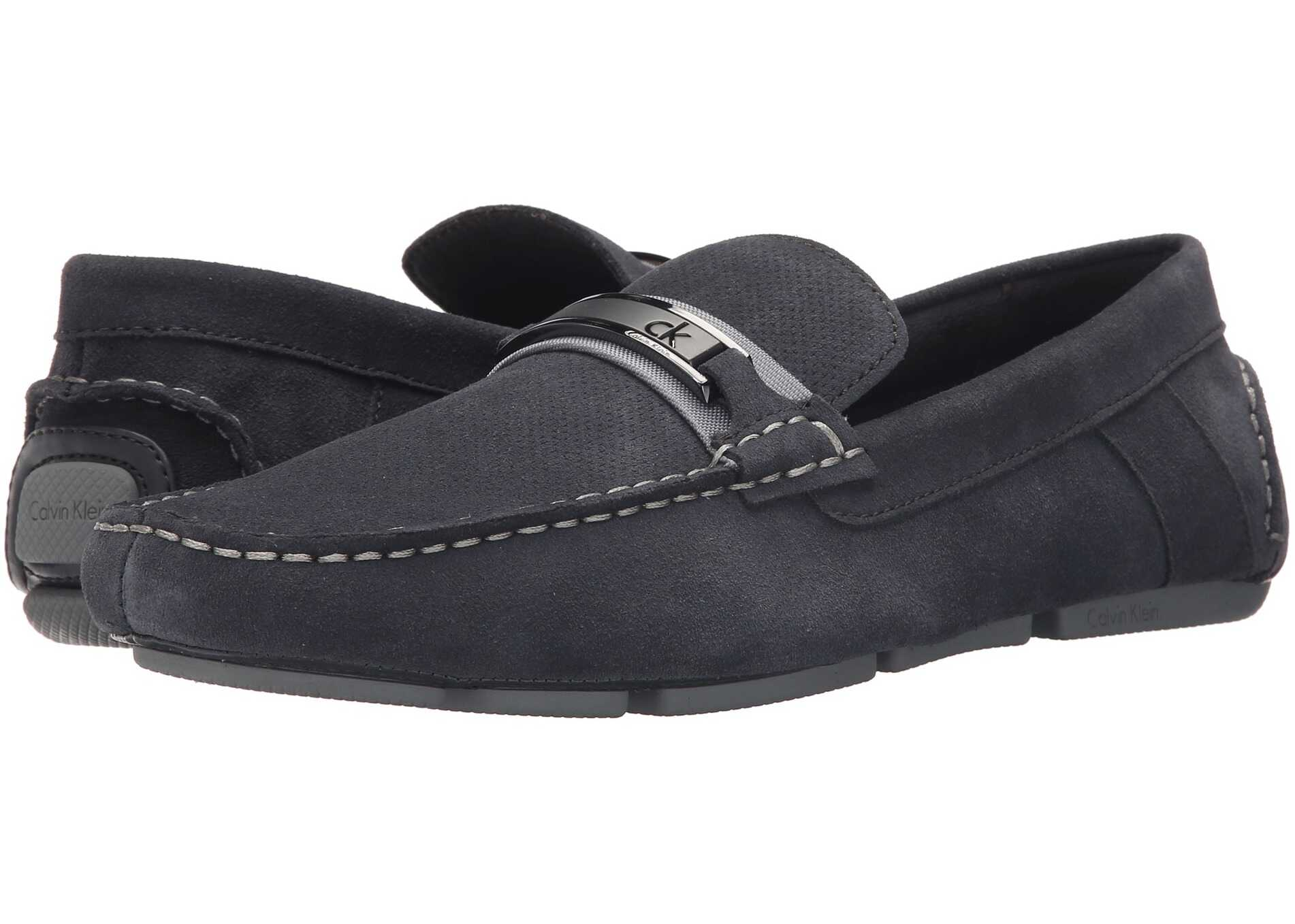 Calvin Klein Marcell* Grey Perf Suede