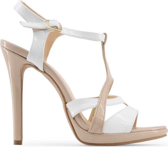 cumpărare acum AliExpress reducere mare Sandale cu toc Made in Italia Iolanda BROWN Femei - Boutique Mall ...