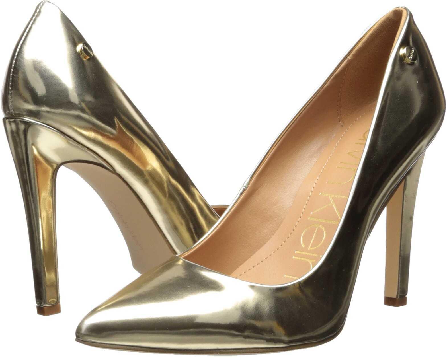 Calvin Klein Brady Gold Metallic