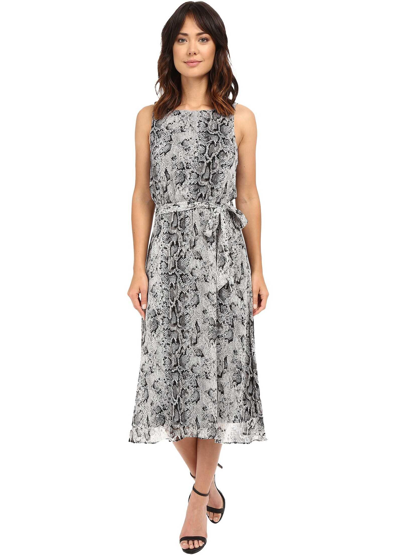 Rochie Femei Christin Michaels Turin Midi Dress W/