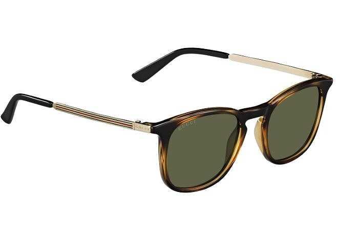 Gucci Gg 1130/s QWR/1E LTHVNA GOLD