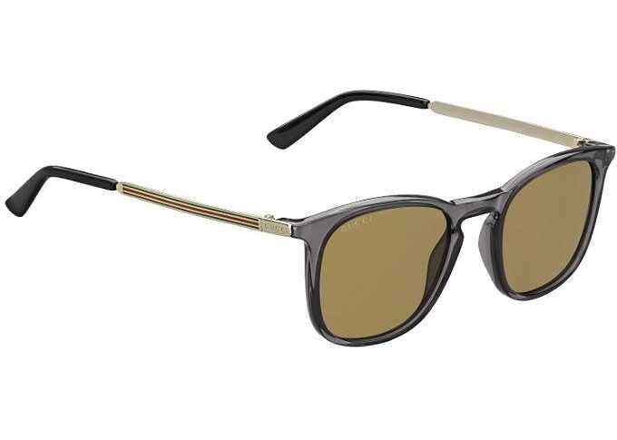 Gucci Gg 1130/s QX6/N0 GREY LTGOLD