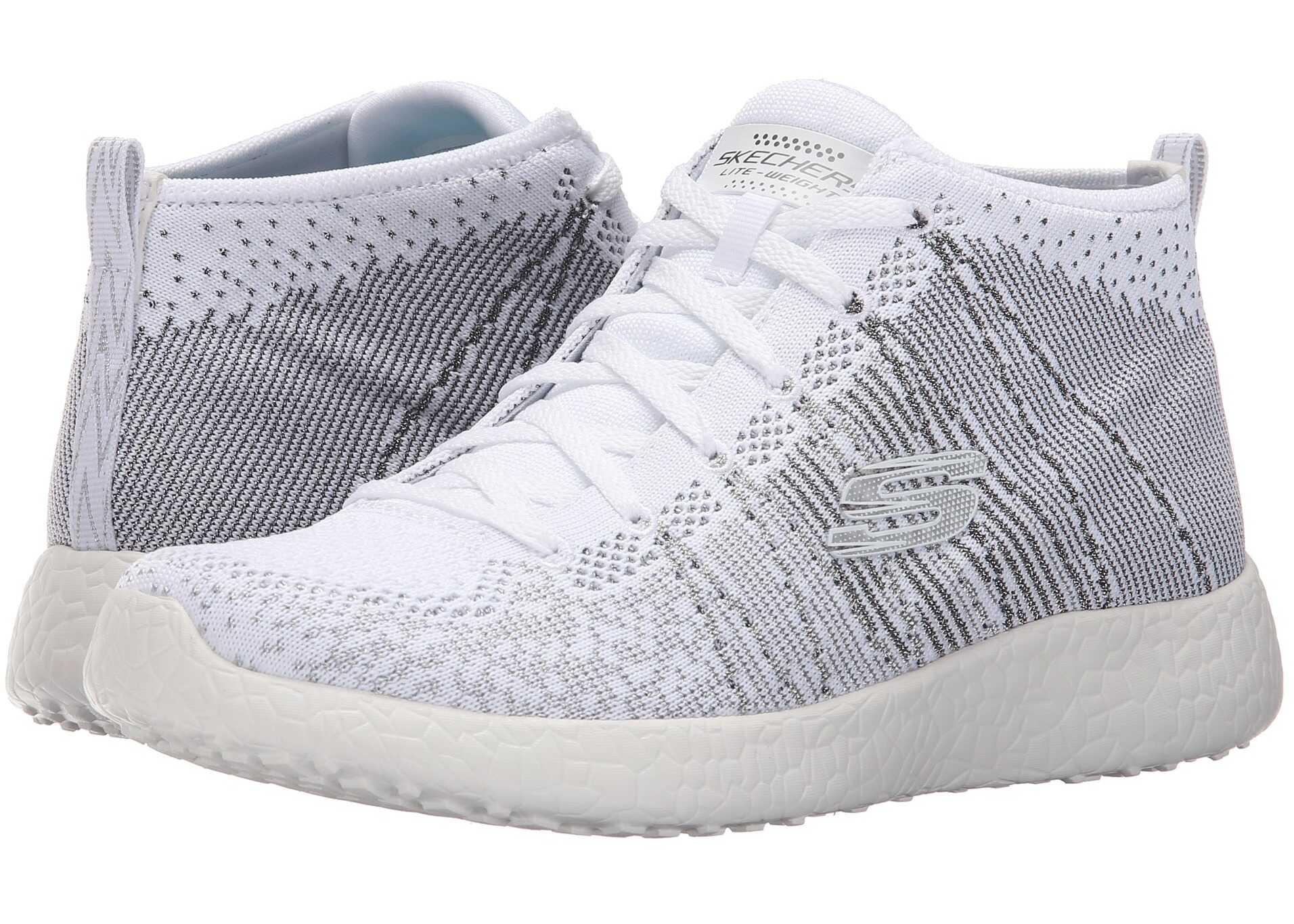SKECHERS Burst-Space White