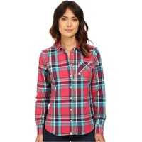 Camasi Sport Casual Cotton Poplin Plaid Shirt Femei