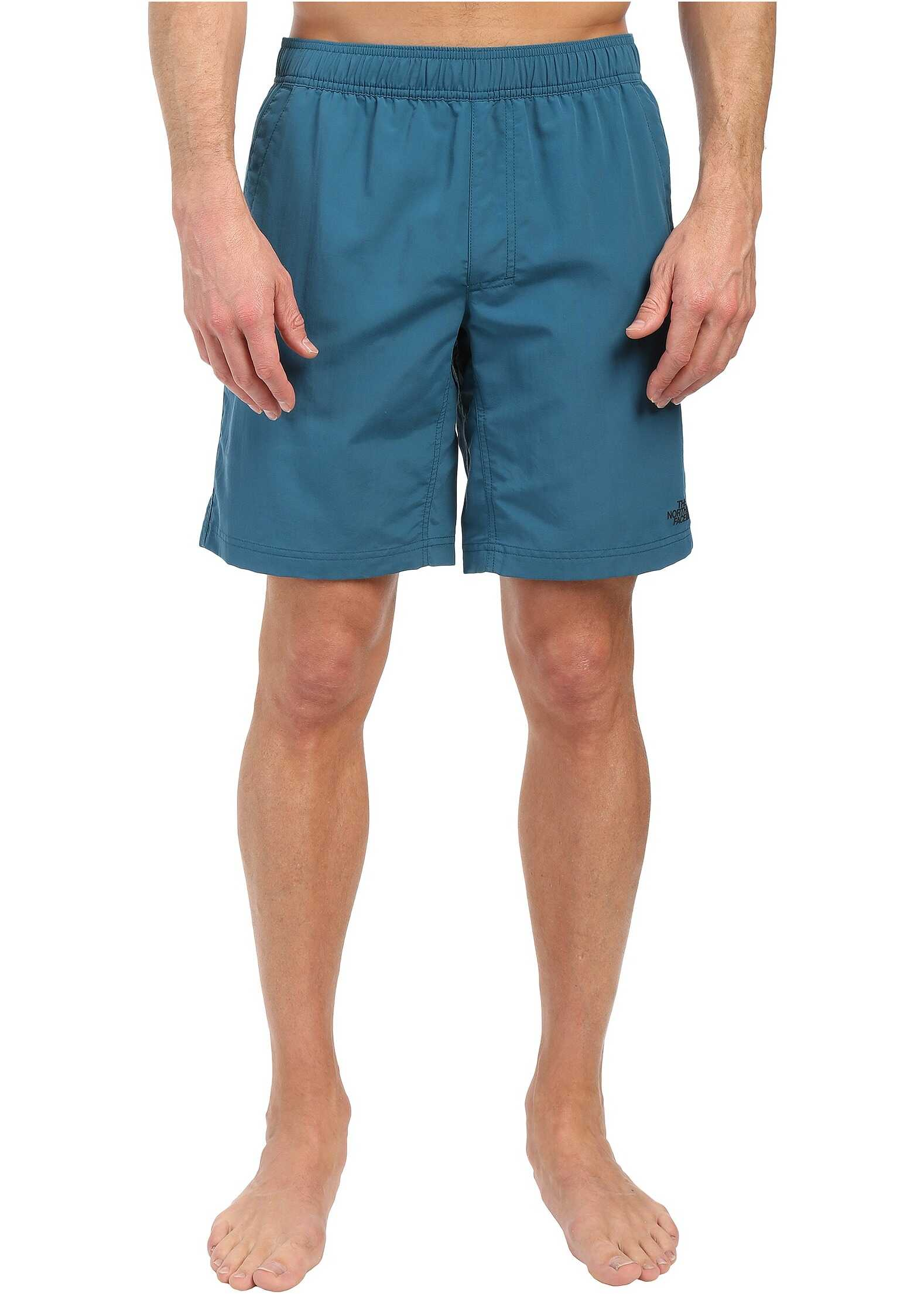 The North Face Pull-On Guide Trunks Blue Coral (Prior Season)