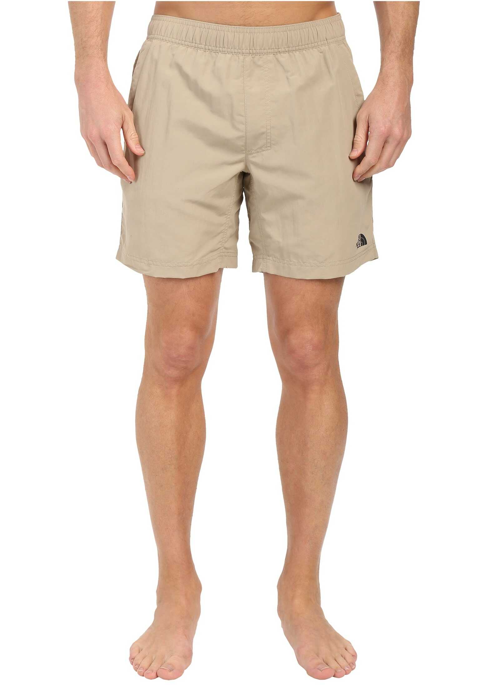 The North Face Pull-On Guide Trunks Dune Beige (Prior Season)
