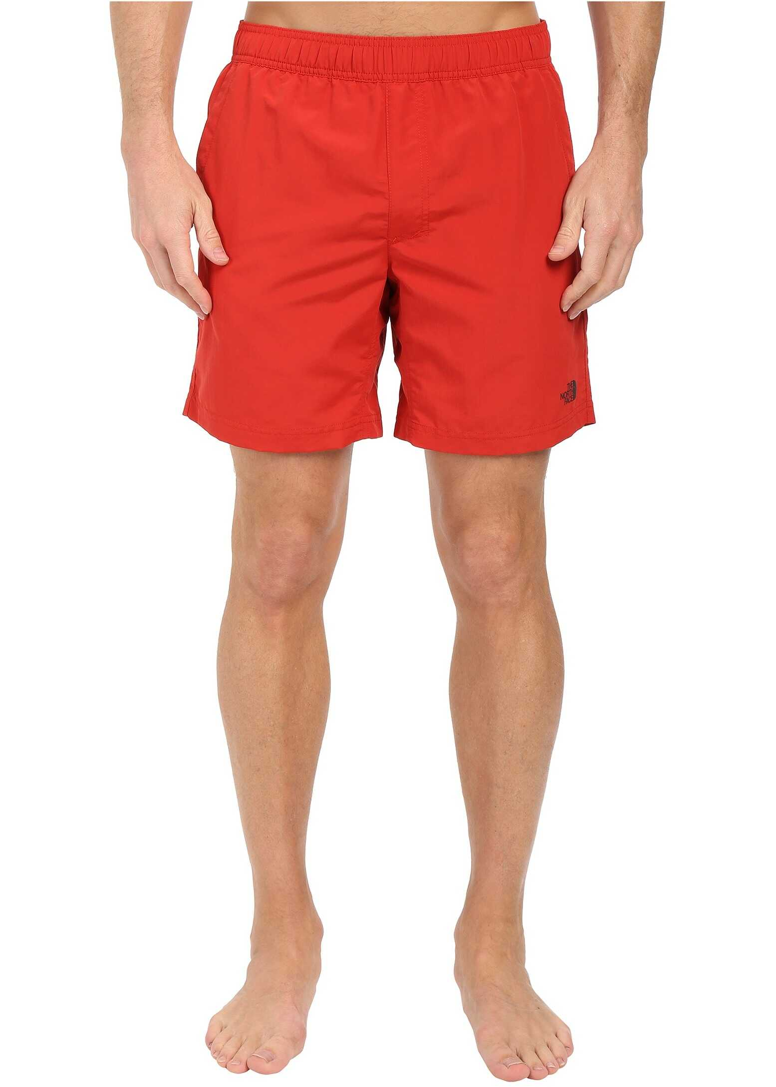 The North Face Pull-On Guide Trunks Pompeian Red (Prior Season)