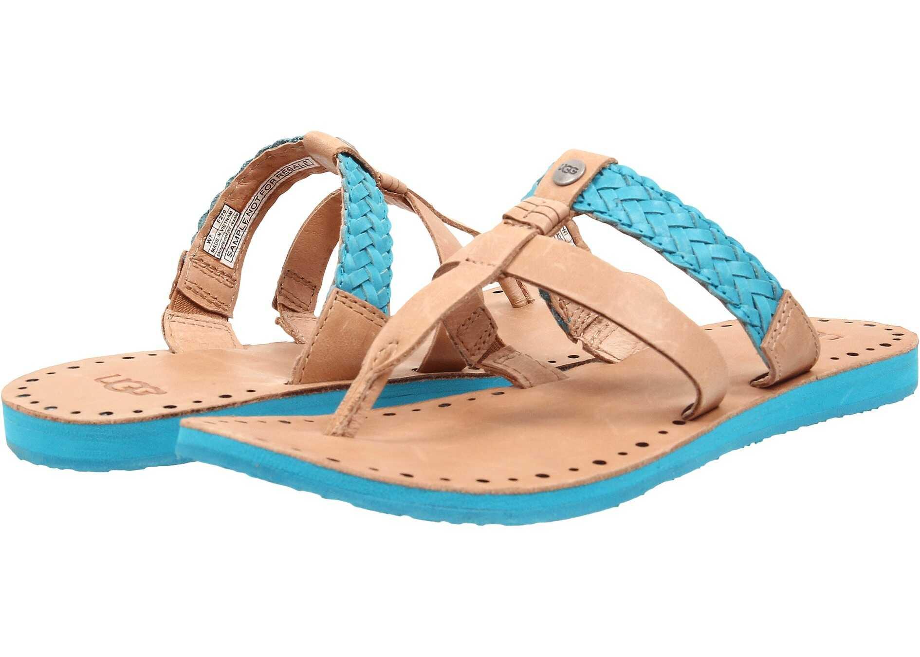 UGG Audra Surf Blue Leather