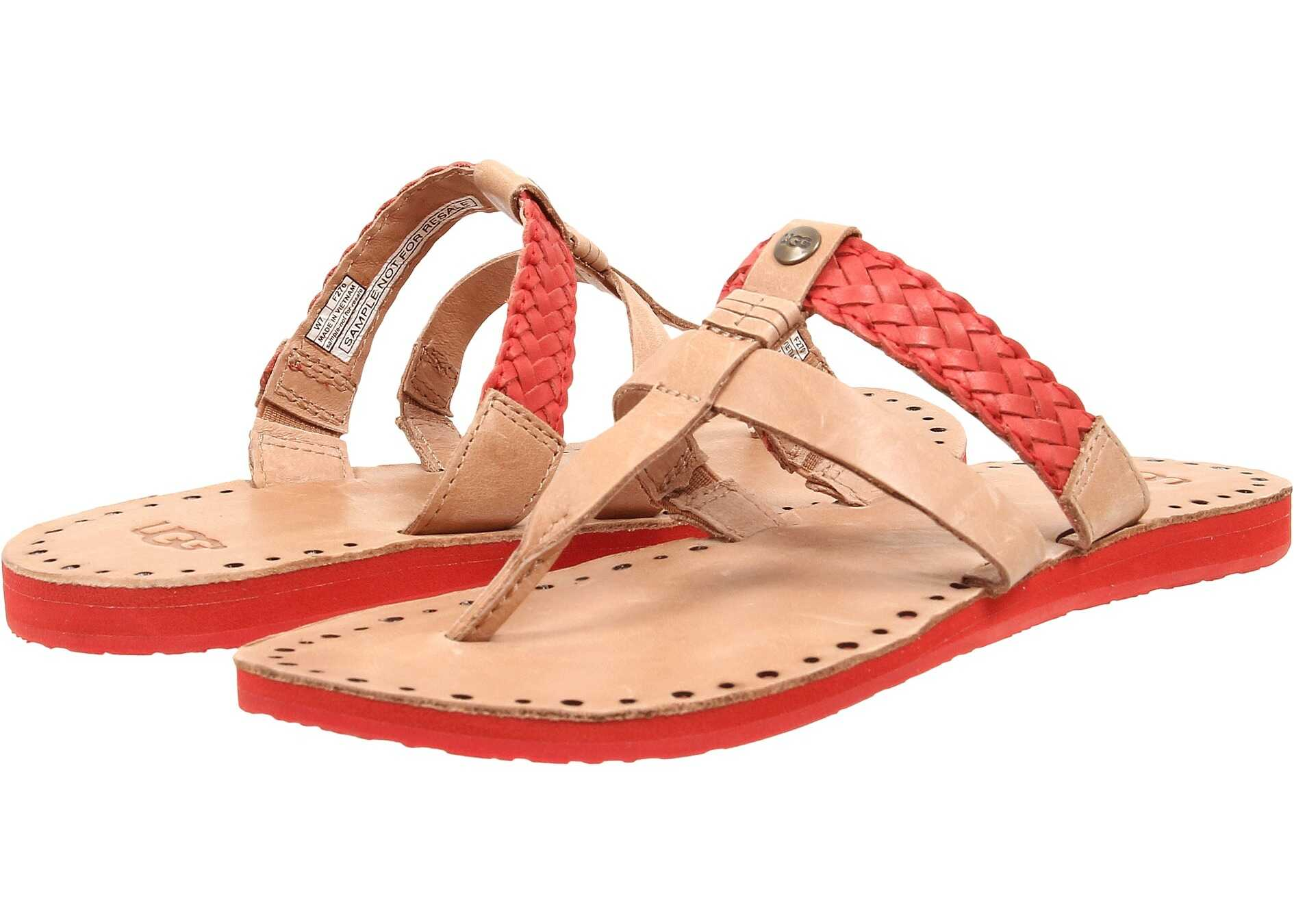 UGG Audra Tomato Soup Leather