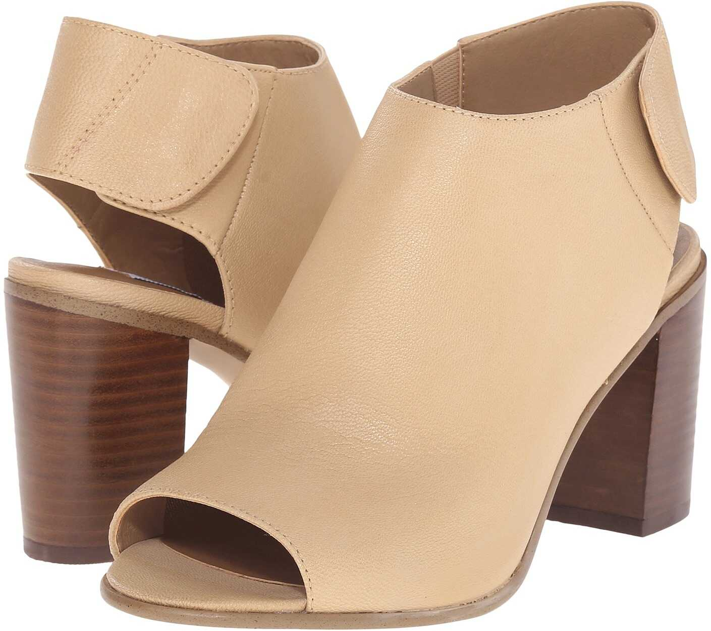 Steve Madden Nonstp Heel Natural Leather