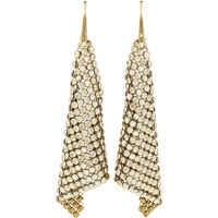 Cercei Fit Dark Pierced Earrings 1160580 Femei
