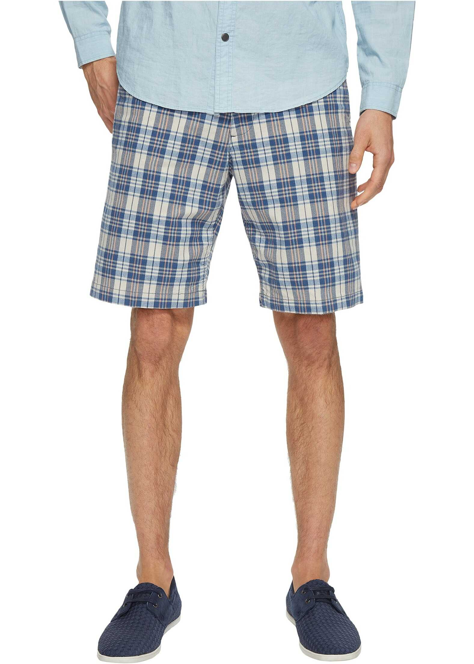 Dockers Perfect Short Classic Fit Flat Front Tofu Stretch
