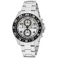 Ceasuri Fashion Pro Diver Chronograph Silver Dial Stainless Steel Mens Watch 13866 Barbati