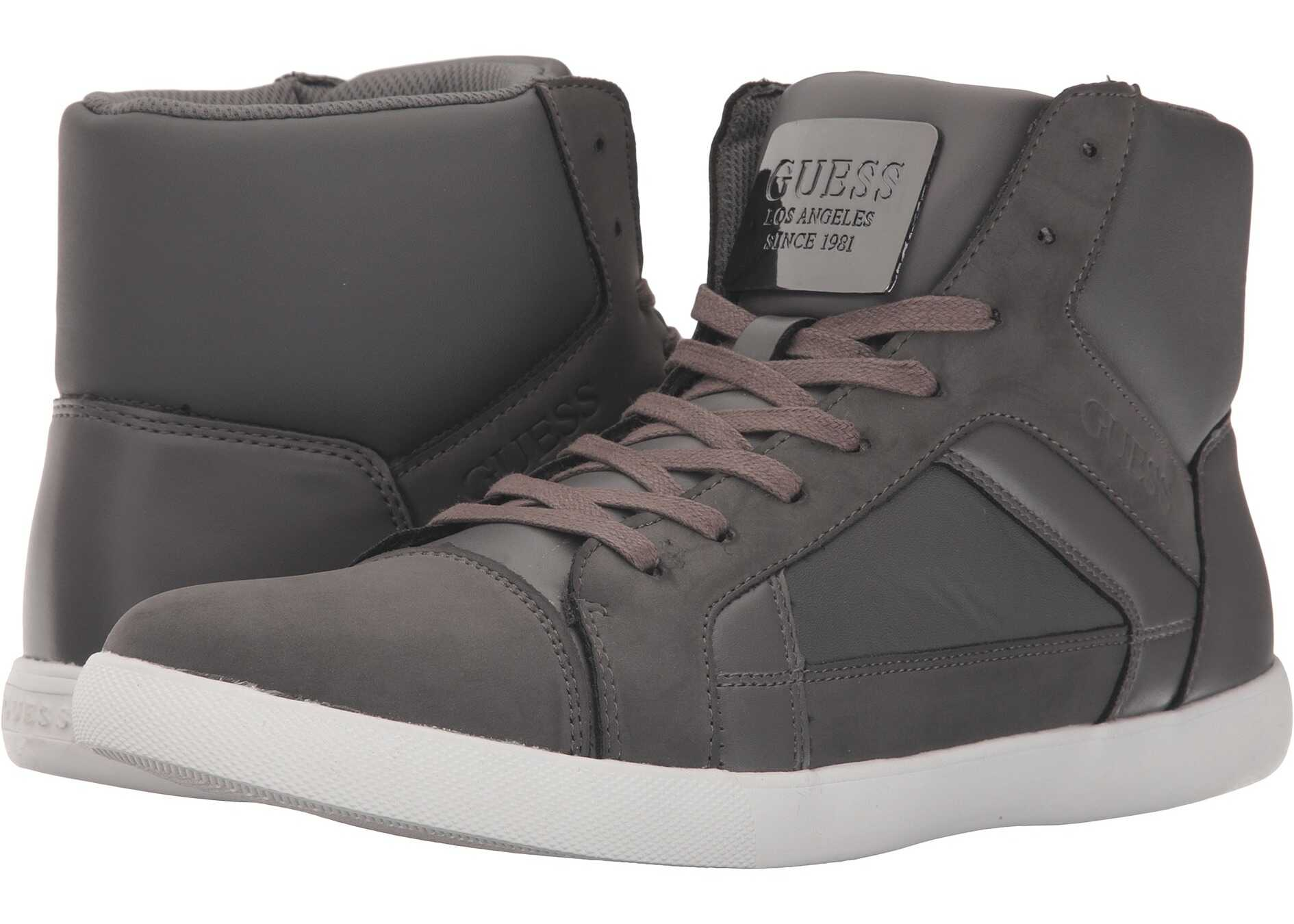 Pantofi Sport Barbati Guess Jaxom Grey