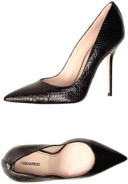 Pantofi cu Toc Dama DSQUARED2 Pantofi
