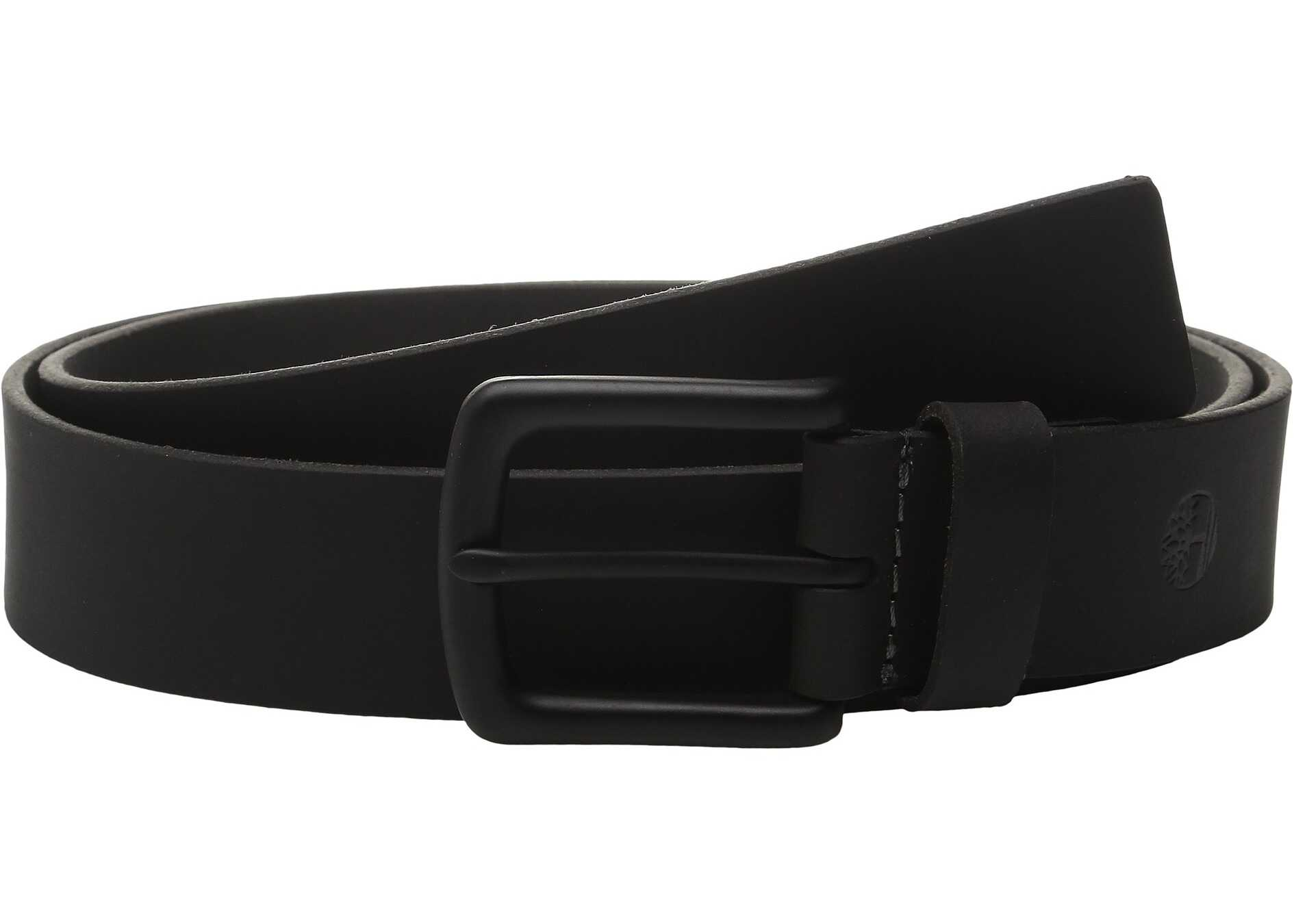 Timberland 38mm Pull Up Belt Black