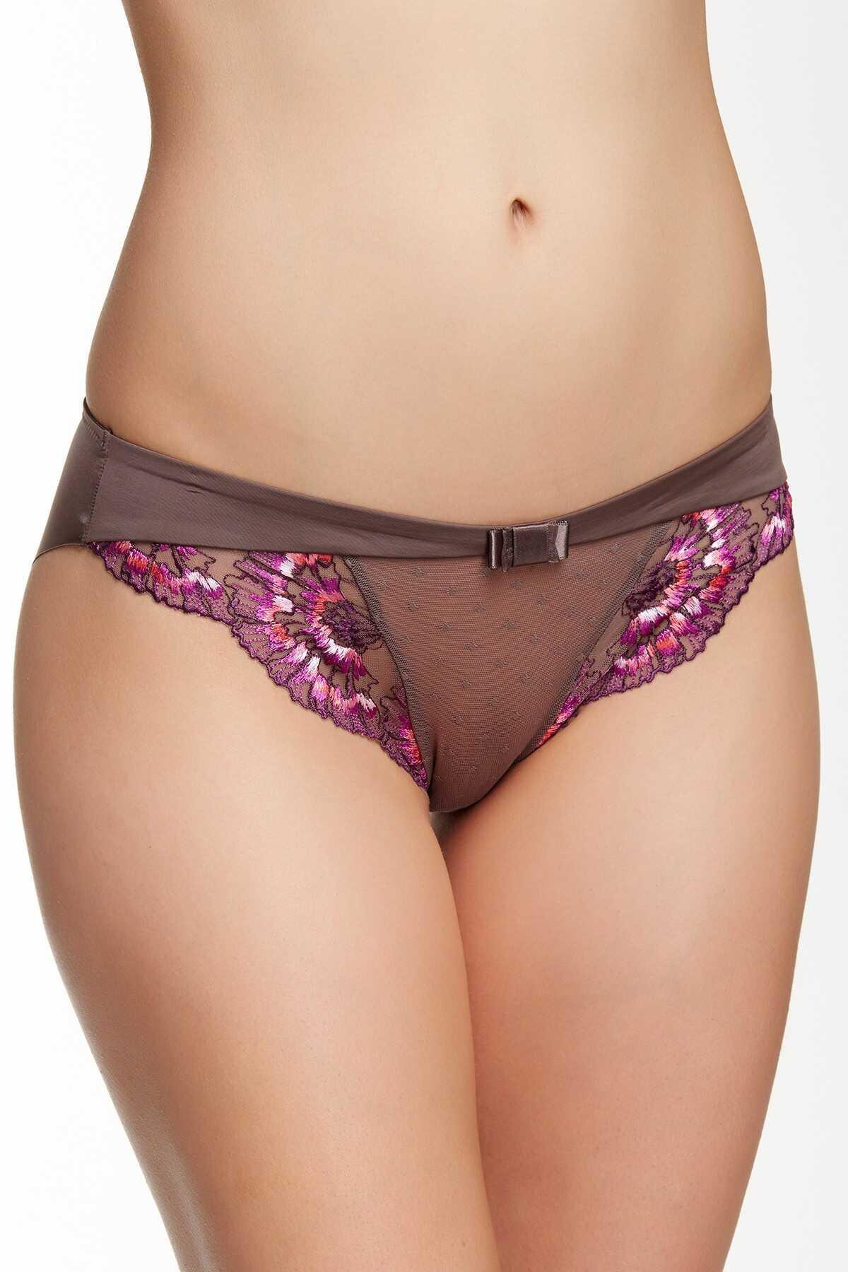 Wacoal Dahlia Bikini Underwear* Cocoa